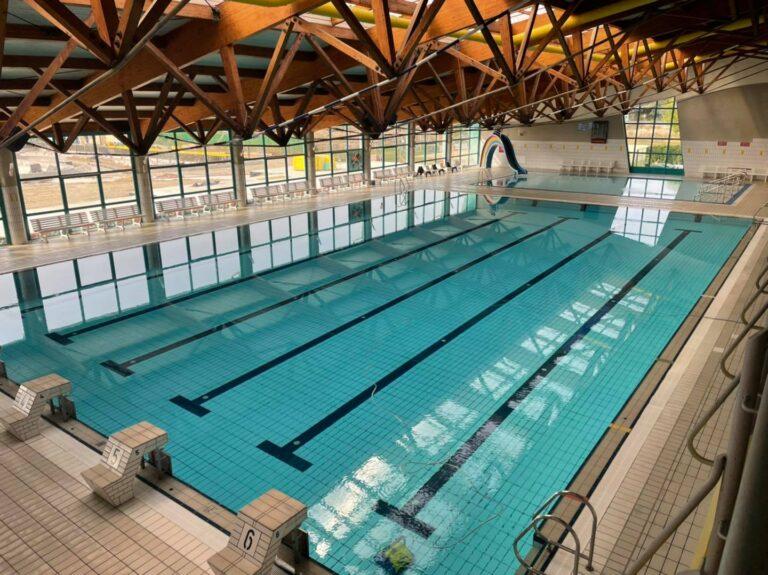 Razvojni kamp plivanja 23. i 24. listopada